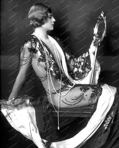 Olive Brady 1 Showgirl Vintage 8x10 Reprint Of Old Photo