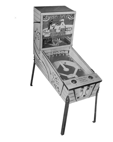 Bally Ball Park Baseball Machine 1960 8x10 Reprint Of Old Photo