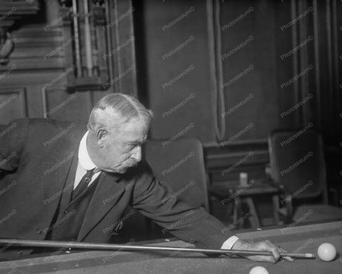 Billiards Champion Edward W Gardner 8x10 Reprint Of 1910 Old Photo