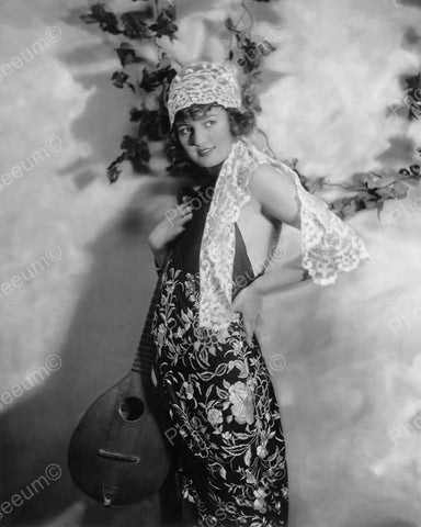 Doris Kenyon Show Girl Vintage 8x10 Reprint Of Old Photo