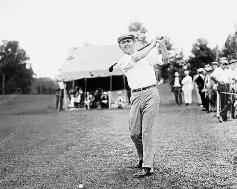 B Warren Cochran Golf Player 1921 Vintage 8x10 Reprint Of Old Photo