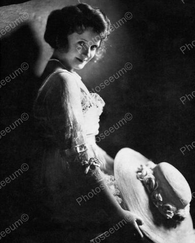 Billie Burke Show Girl Vintage 8x10 Reprint Of Old Photo