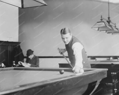 Billiards Champion Willie Hoppe 8x10 Reprint Of 1910s Old Photo 3