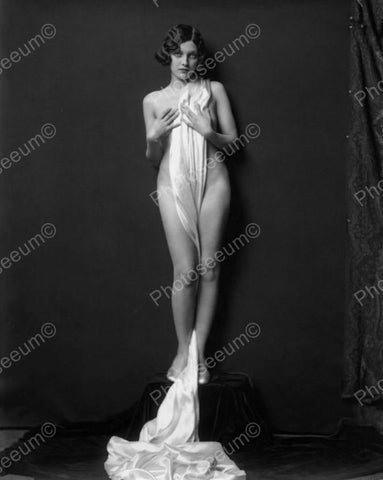 Adrienne Ames Show Girl Vintage 8x10 Reprint Of Old Photo