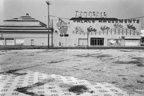 Asbury Park Palace Amusements New Jersey 4x6 Reprint Of Old Photo