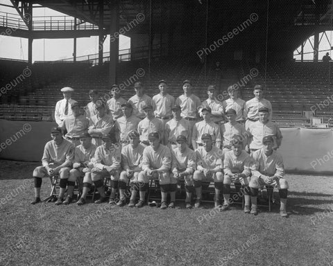 Washington Baseball Club 1924 Vintage 8x10 Reprint Of Old Photo 2