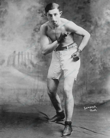 Boxer Eddie OKeefe 1915 Vintage 8x10 Reprint Of Old Photo