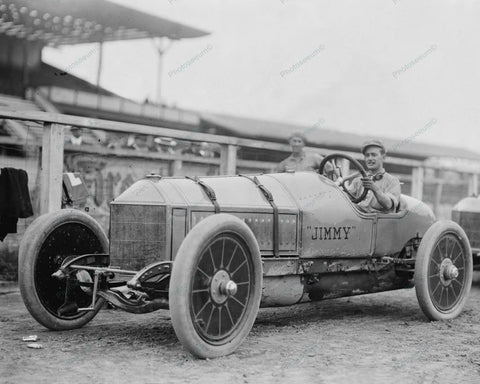 Auto Races Benning Md Jimmy1916 Vintage 8x10 Reprint Of Old Photo