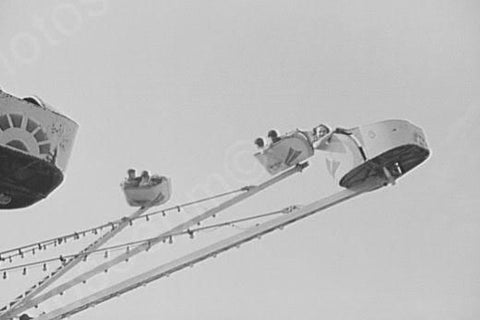 Florida State Fair Amusement Ride 4x6 Reprint Of Old Photo 1930s