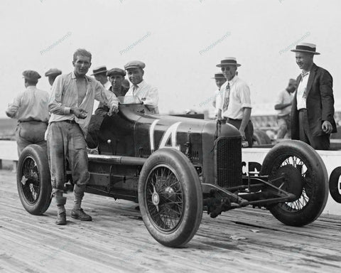Bob McDonough Laurel Race1925 Vintage 8x10 Reprint Of Old Photo