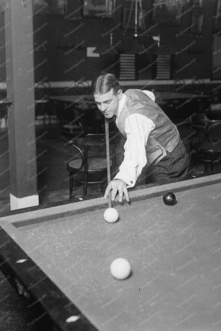Billiards Champion Willie Hoppe 4x6 Reprint Of 1910s Old Photo 1