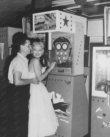 Bally 1946 Undersea Raider Video Arcade Game 8x10 Reprint Of Old Photo