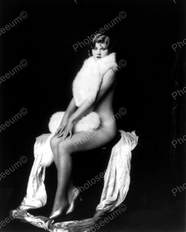 Florence Duffy Showgirl Vintage 8x10 Reprint Of Old Photo