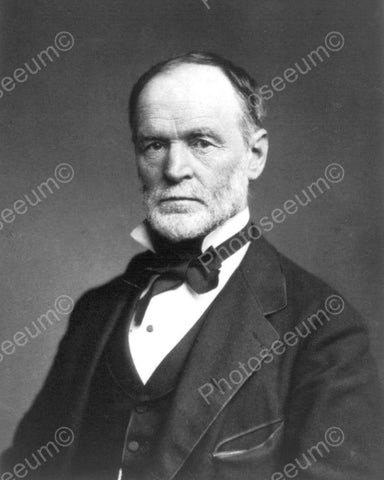 General William Sherman Formal 1900s 8x10 Reprint Of Old Photo