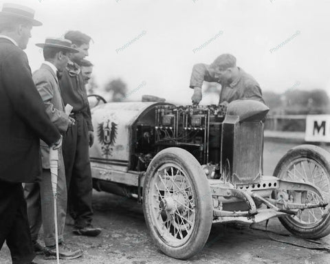 Auto Races Laurel Md June 1912 Vintage 8x10 Reprint Of Old Photo - Photoseeum