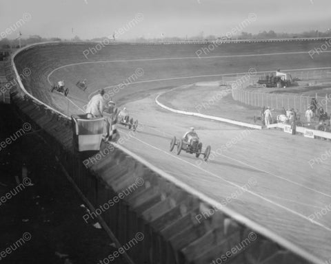 Baltimore Washington Speedway 1925 Vintage 8x10 Reprint Of Old Photo