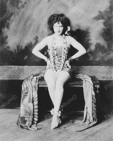 Gilda Gray Showgirl Vintage 8x10 Reprint Of Old Photo 2