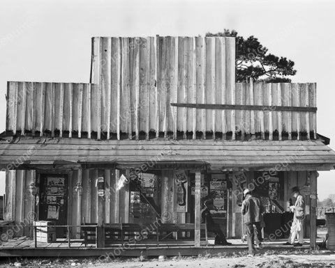 Vintage General Store With Soda Signs 8x10 Reprint Of Old  Photo