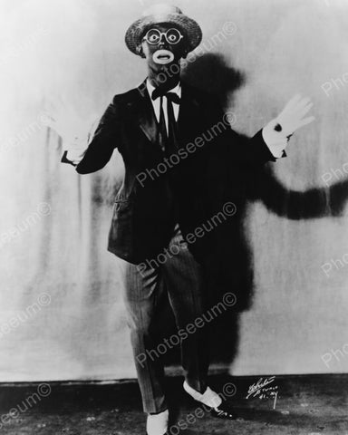 Eddie Cantor 1941 Vintage 8x10 Reprint Of Old Photo