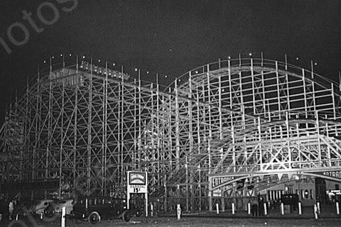 California Amusement Park San Diego 1900s 4x6 Reprint Of Photo