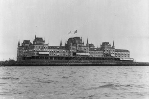 Coney Island NY Oriental Hotel 1900s 4x6 Reprint Of Old Photo