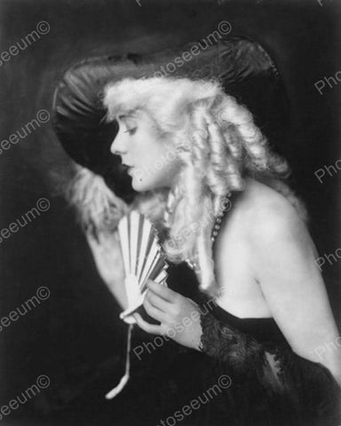 Alma Rubens Show Girl Vintage 8x10 Reprint Of Old Photo