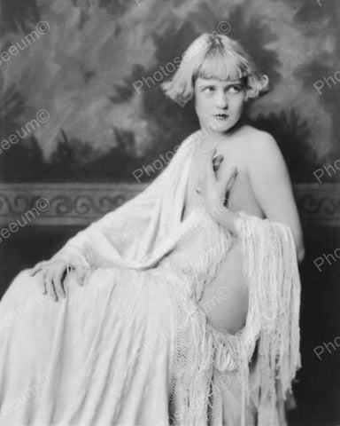 Adele Mason Show Girl Vintage 8x10 Reprint Of Old Photo - Photoseeum