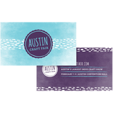 Arts Crafts Business Card Template