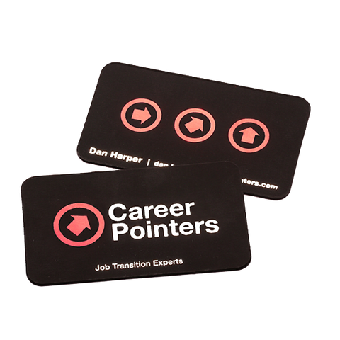 Career Pointers business card design