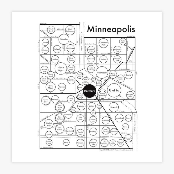 Archie's Press- Twin Cities Prints