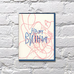 Birthday Cards- Bench Pressed