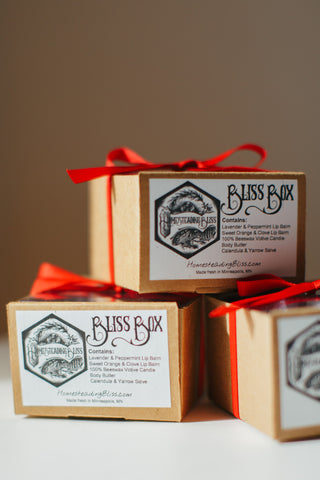 HOMESTEADING BLISS BOXES