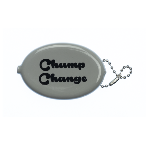 Chump Change Coin Pouch