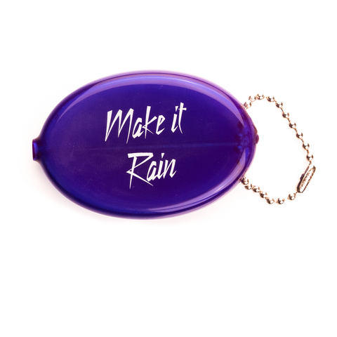 Make it Rain Coin Pouch