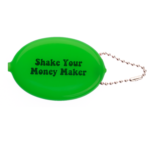 Shake Your Money Maker Coin Pouch