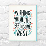 Sympathy Cards- Bench Pressed