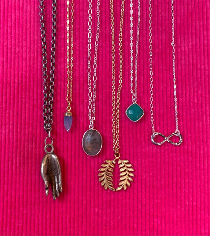 Dani Awesome- Talisman Necklaces