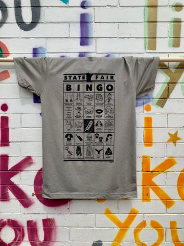 T-Shirt- State Fair Bingo