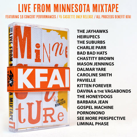 KFAI's MinneCulture - Mixed Tape