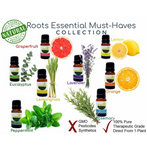 Roots Essential- Essential Oils