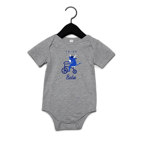 Handsome Cycles Onesie- Trike Babe