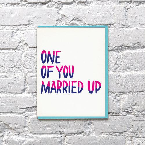 Love + Wedding Cards- Bench Pressed