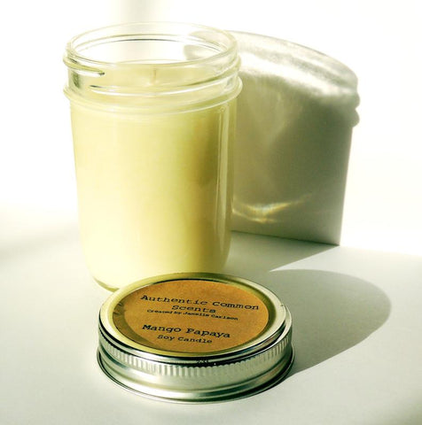 Authentic Common Scents Candle