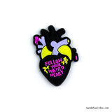Band of Weirdos- Enamel Pin