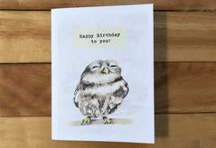 Birthday Cards- White Sage Tarot