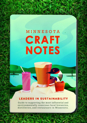 Craft Notes- Leaders in Sustainability Passort