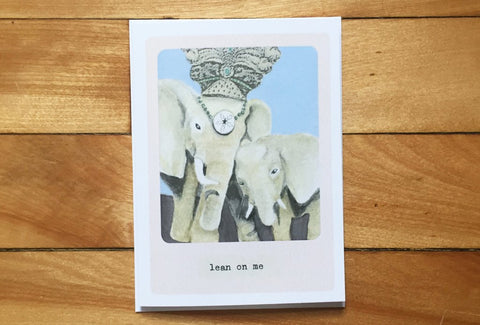 Sympathy / Get Well Cards- White Sage Tarot