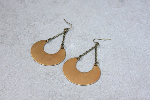 Dani Awesome- Geometric Earrings