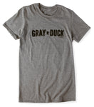 T-Shirt- Gray Duck