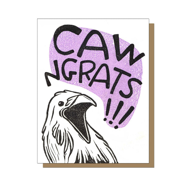 You're Awesome, Congrats Cards- Cheeky Beak Co